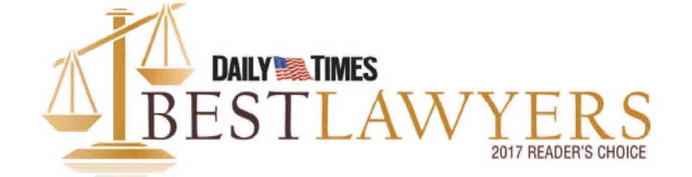Best LAwyer-Delaware County Daily Times